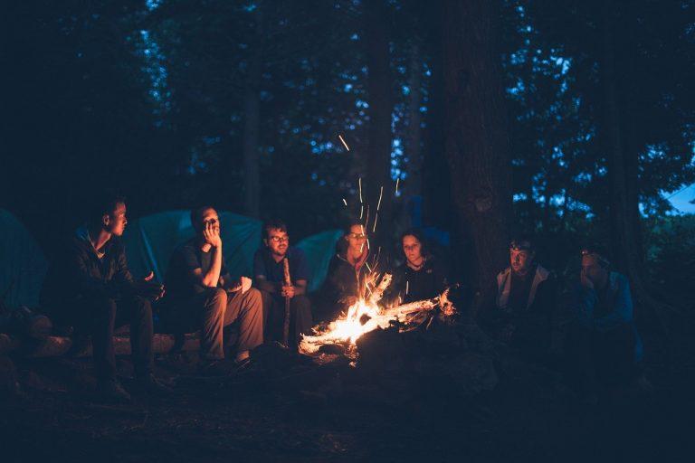 camping hygiène